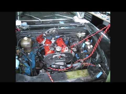Fiat 124 Spyder >> 1976 Fiat Spider, engine build up and installation 2/2 ...