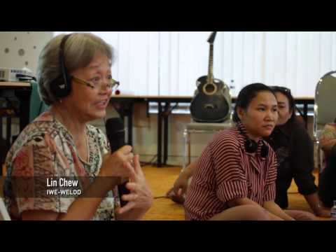 "Workshop ""Women's Leadership in Indonesian Civil Society"""