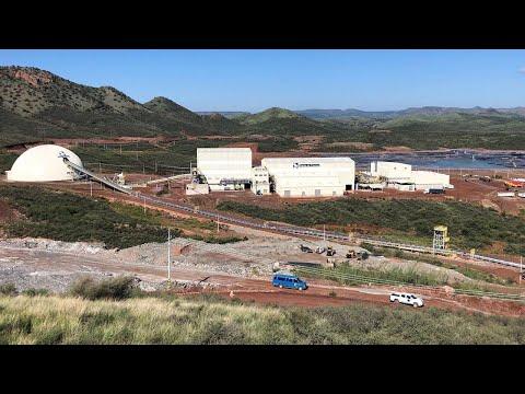 Cerro Los Gatos Mine, Chihuahua
