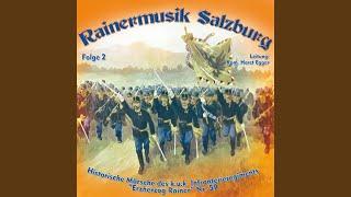 Marsch des K. u. k. Inf. Reg. Carl Friedrich Großherzog von Baden Nr. 59