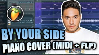 Jonas Blue - By Your Side ft. Raye (FL Studio Remake + FLP)