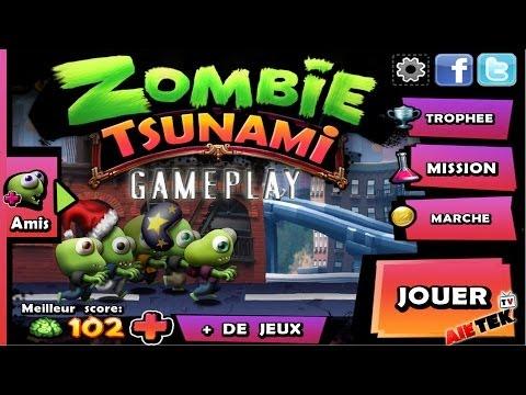 Zombie tsunami games free