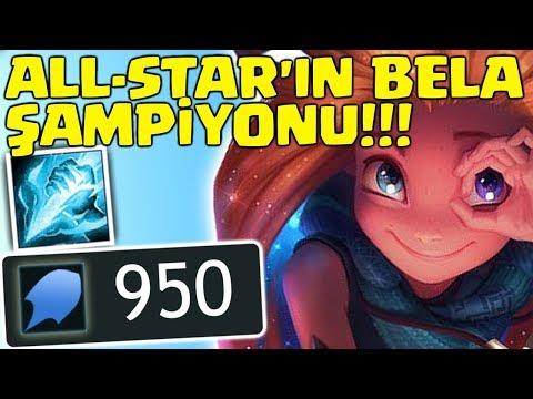 ALL-STAR 2017'NİN BELA ŞAMPİYONU!! GAÇAMAN GURTULAMAN JUNGLE ZOE 'DEN!! | KFCEatbox