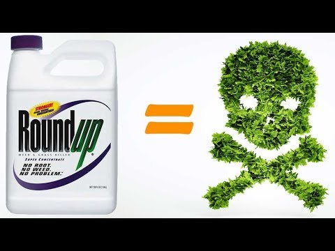 Breaking Monsanto Bayer Roundup cancer causing weed killer on groceries @ stores Near you March 2019