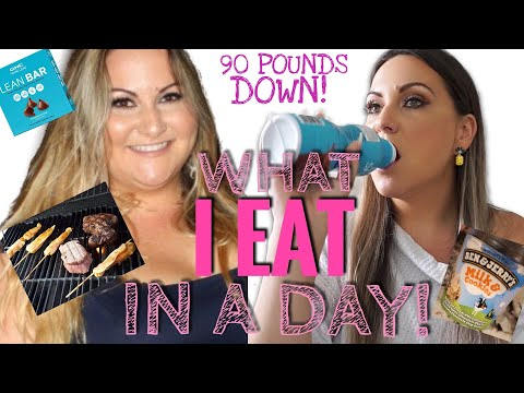 what-i-really-eat-in-a-day!-90-pounds-down!-gastric-sleeve-surgery-edition