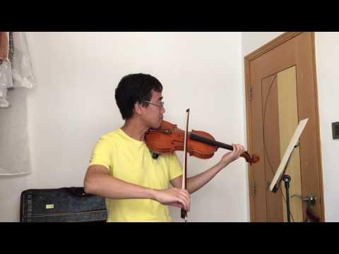 ABRSM Violin grade 2 2016-19 C3 Si Ji Ge