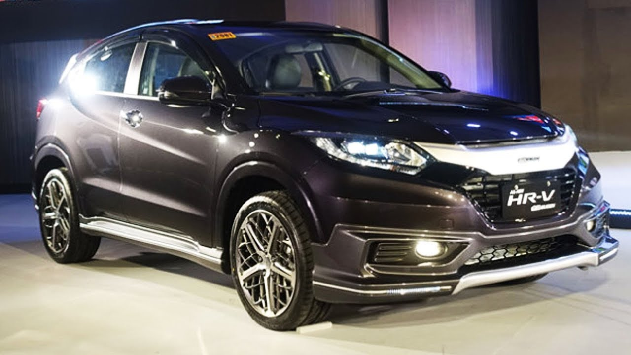 india bound 2018 honda hr v spied in malaysia youtube. Black Bedroom Furniture Sets. Home Design Ideas