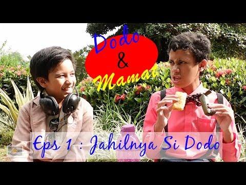 Kids Brother - Dodo & Mamat Eps 1 : Jahilnya Si Dodo