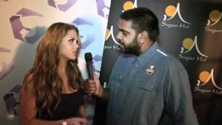 Bianca Gascoigne Interview for iFILM LONDON / SHUFFLIN LAUNCH NIGHT