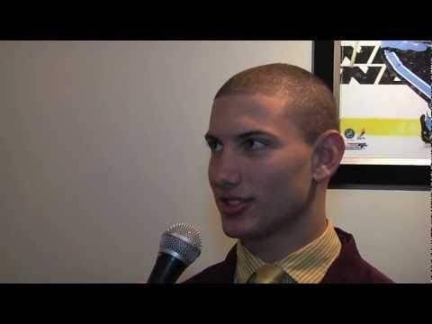 Chet Coppock Interview Wily Palivos of Loyola Academy