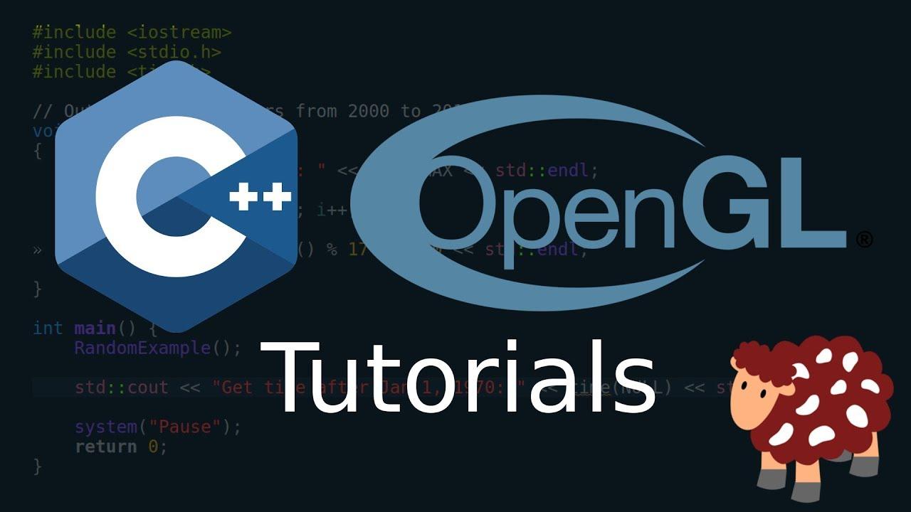 C++ OpenGL Tutorial [Deutsch] #018 Texturen laden mit stb image