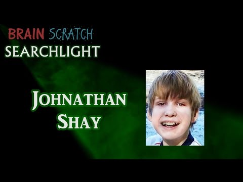 Johnathan Shay on BrainScratch Searchlight