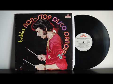 Babla 's Non Stop Disco Dandia -  2  Film Instrumentals (1982)  Music India Ltd  ‎– 2393 858
