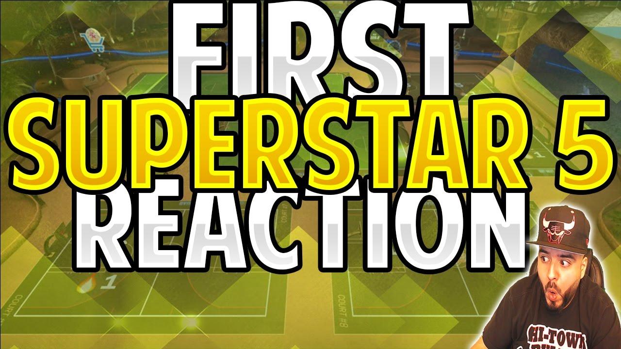 Download NBA 2K17 FIRST SUPERSTAR 5 REACTION - JETPACK