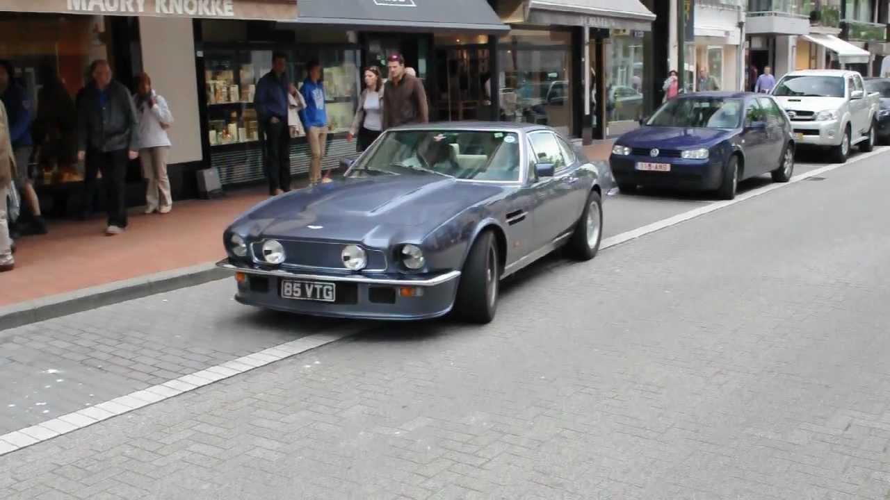 Amazing Aston Martin V8 Vantage 1977 - 1989 - YouTube