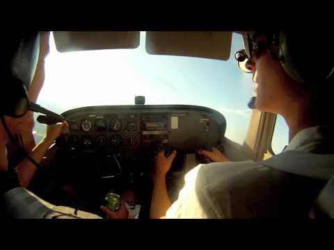 Flying at Debert
