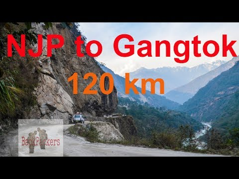 How to Reach Gangtok By Road,  NJP TO GANGTOK (Sikkim Tour #1)