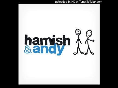 Hamish & Andy - Nicknames