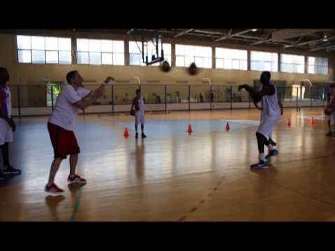 I Clinic BelgradoBasketBall - Madrid - Torrejon