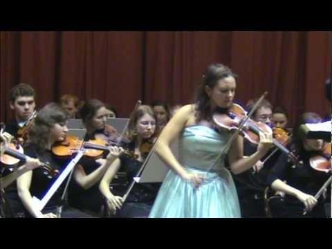 Max Bruch. Violin Concerto No. 1 in G minor, Op. 26 Finale
