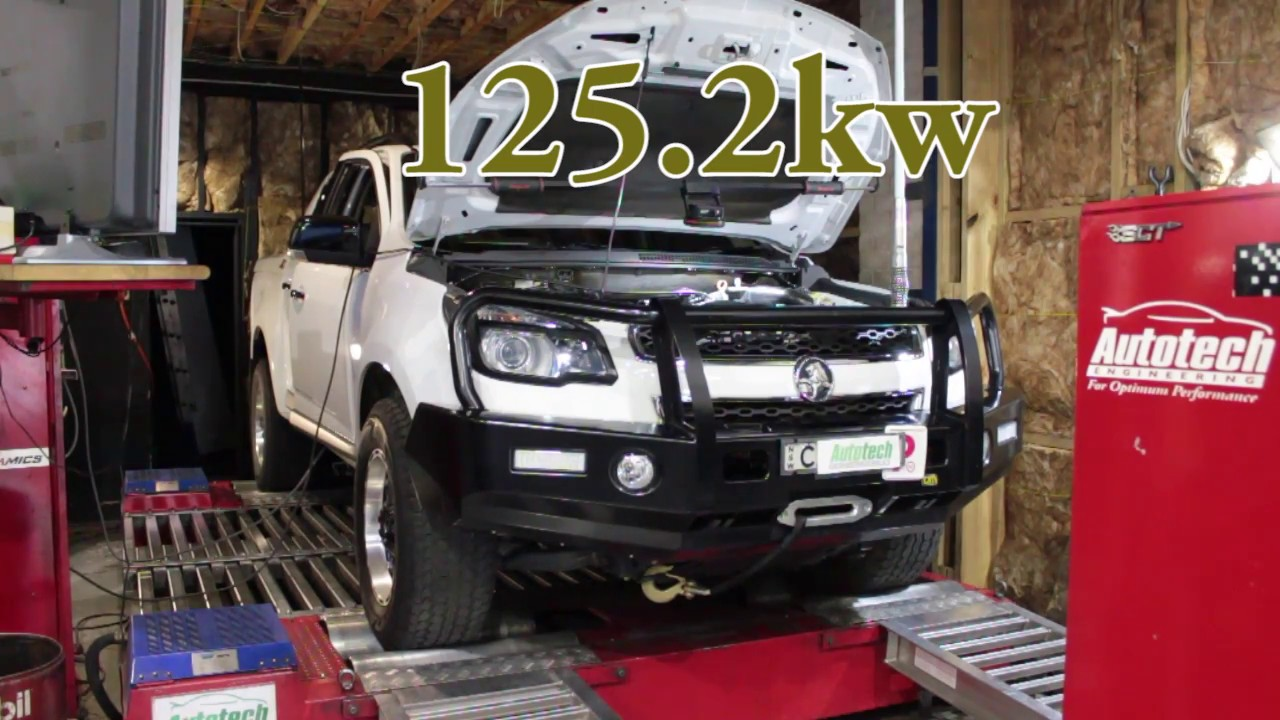 small resolution of 2015 holden colorado installing unichip and larger intercooler