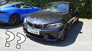 Why do I have a BMW M2 for Le Mans??