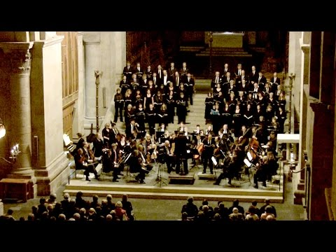 St Matthew Passion, J.S. Bach, selected parts