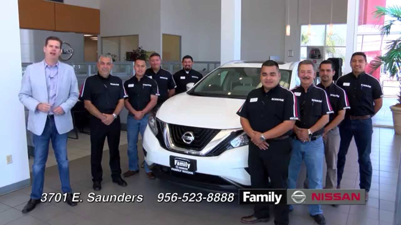 Family Nissan of Laredo -