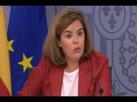 """Santamaría contesta a Mas con """"diálogo"""""""