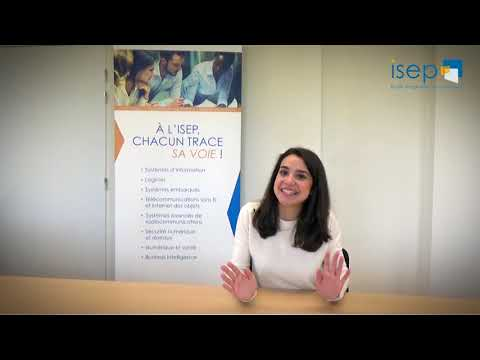 International ISEP students share their experience !