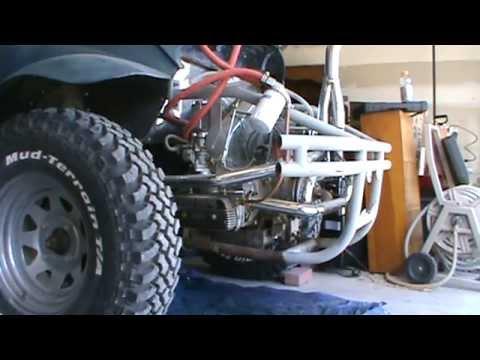 1970 VW Baja Bug Engine