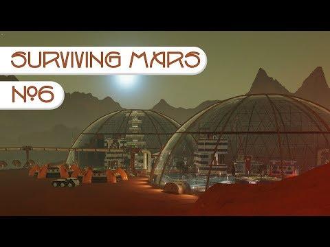 """Surviving Mars #6 """"Массовое переселение"""""""