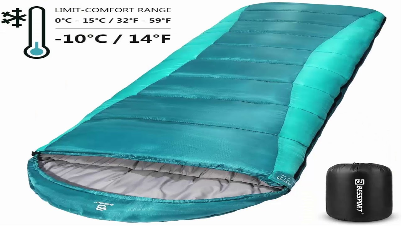 Best Sleeping Bags 2021 Top 3 Sleeping Bags For Cold Weather 2020 & 2021 (The Best Ones