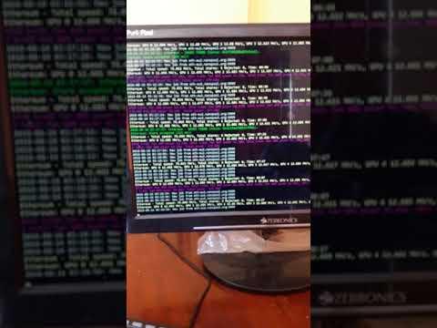 Nvidia GTX 1050Ti Mining Rig Setup : Bitcoin And Ethereum