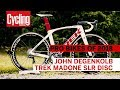 John Degenkolb's Trek Madone SLR Disc | Pro Bikes of 2018 | Cycling Weekly