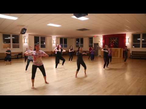 Ki & Ka - Pump It (The Workout Song)| Choreography