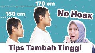 CARA MENAMBAH TINGGI BADAN ALAMI | dr. Vania Utami screenshot 1