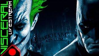 [🔴] Batman SÉRIE! S01 E02 - Arkham Asylum (apoie pra continuar 😉)