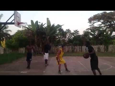 Ghana basketball