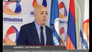Համախմբում կուսակցության տարածքային գրասենյակ բացվեց Ախուրյանում