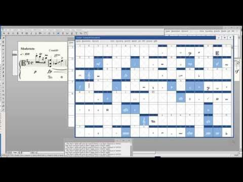 """Automatic Font Conversion: Making """"Euterpe"""" Finale-compliant"""