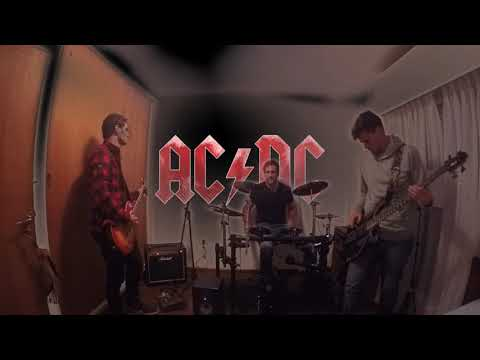 BAND COVER - AC/DC - Highway To Hell (Instrumental)