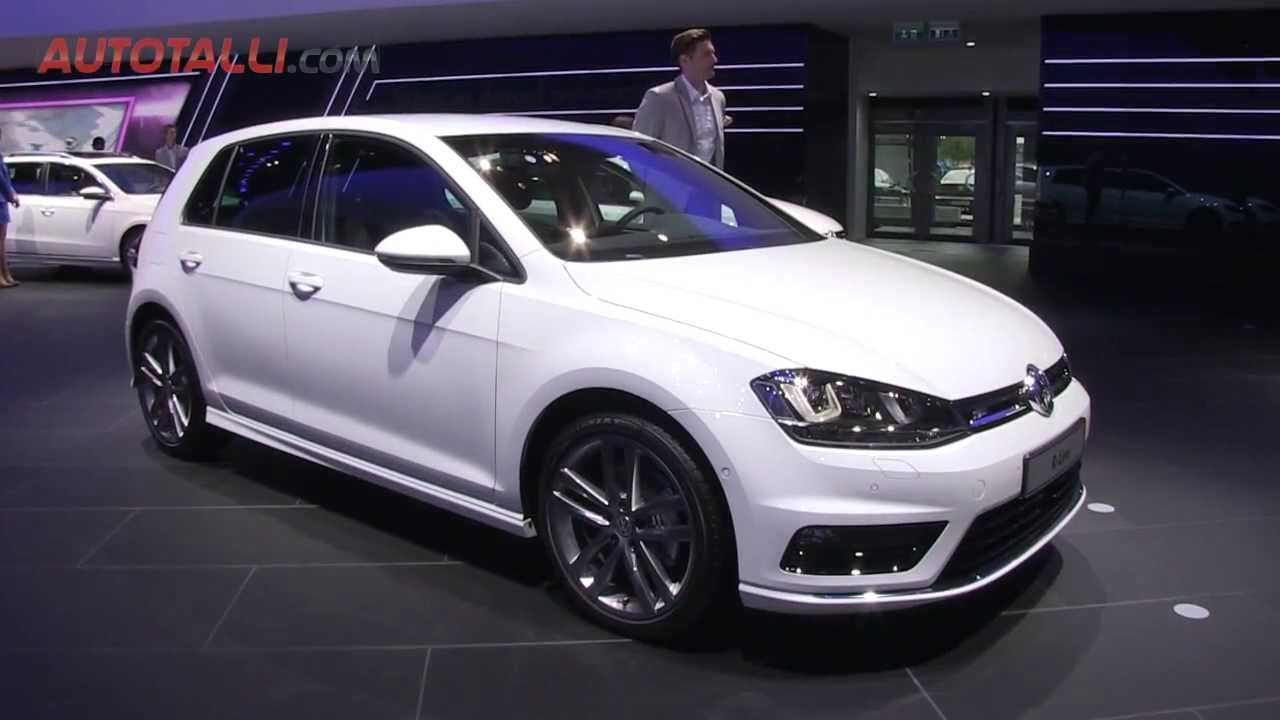 volkswagen golf r line 2 0 tdi bluemotion 2013 autotalli. Black Bedroom Furniture Sets. Home Design Ideas