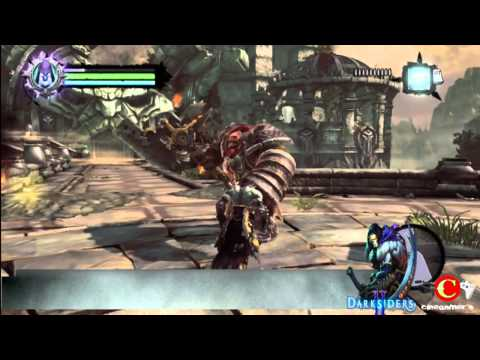 "Darksiders II Walkthrough Episodio 46 ""Misiones Secundarias:Thane"""