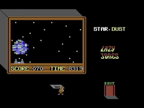 Lazy Jones  Star Dust