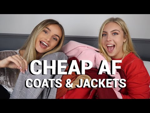 BARGAIN WINTER COAT TRY ON HAUL   SYD AND ELL