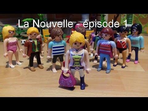 LA NOUVELLE - Épisode 1- Film Playmobil