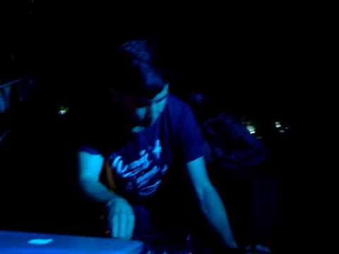 Gildas Loaëc DJ Set at La Maison Official Launch Party Part 2/5