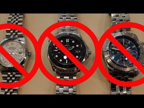 Anti-Establishment Watch Collection
