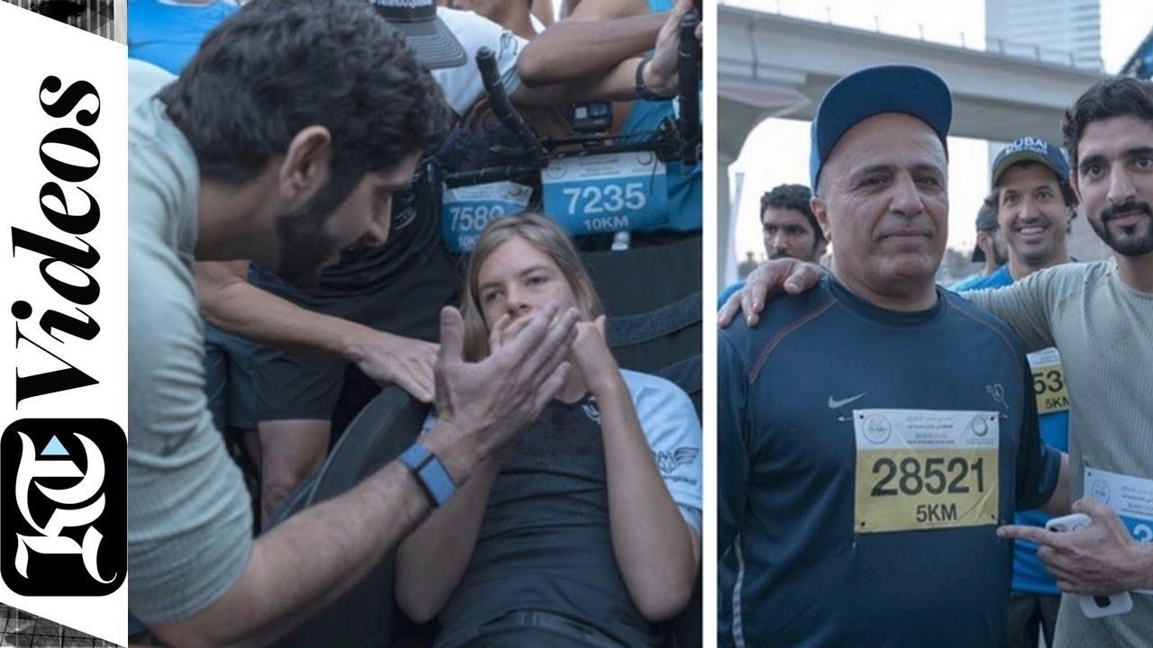 Meet the 16-year-old who was lauded by Sheikh Hamdan at Dubai Run 30x30